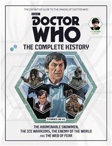 DOCTOR WHO COMP HIST HC VOL 20 2ND DOCTOR STORIES 38 - 41 (C