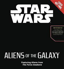 STAR WARS ALIENS OF THE GALAXY HC (C: 1-1-0)
