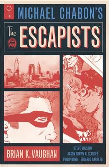 MICHAEL CHABON ESCAPISTS TP