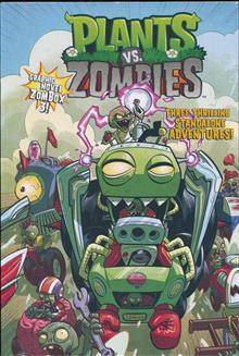 PLANTS VS ZOMBIES HC BOX SET VOL 03