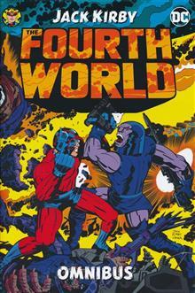 JACK KIRBYS FOURTH WORLD OMNIBUS HC *corrected copies*