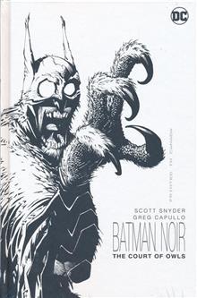 BATMAN NOIR THE COURT OF OWLS HC
