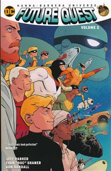 FUTURE QUEST TP VOL 02