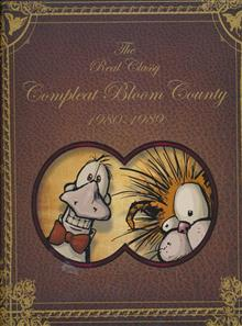 REAL CLASSY COMP BLOOM COUNTY BOX SET 1980-1989