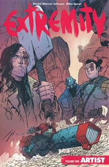 EXTREMITY TP VOL 01 ARTIST