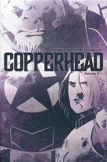 COPPERHEAD TP VOL 03 (MR)
