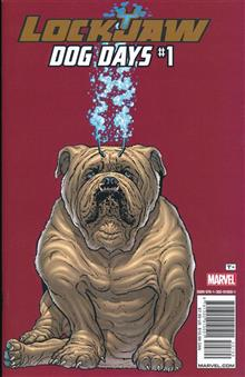 LOCKJAW DOG DAYS TP