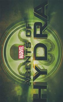 MARVELS AGENTS SHIELD SEASON FOUR DECLASSIFIED SLIPCASE HC