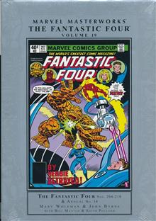 MMW FANTASTIC FOUR HC VOL 19