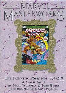 MMW FANTASTIC FOUR HC VOL 19 DM VAR ED 253
