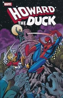 HOWARD THE DUCK TP COMPLETE COLLECTION VOL 04