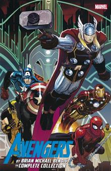 AVENGERS BY BENDIS COMPLETE COLLECTION TP VOL 01