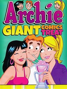 ARCHIE GIANT COMICS TREAT TP