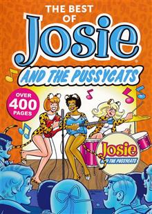 BEST OF JOSIE & PUSSYCATS TP
