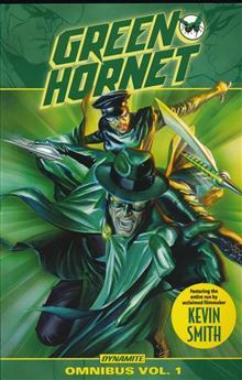 GREEN HORNET OMNIBUS TP VOL 01