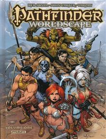 PATHFINDER WORLDSCAPE HC VOL 01