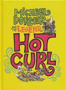 MICHAEL DORMER LEGEND OF HOT CURL HC (MR)