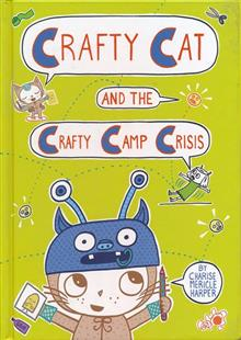 CRAFTY CAT AND CRAFTY CAMP GN