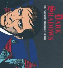 DARK SHADOWS COMP NEWSPAPER STRIPS HC