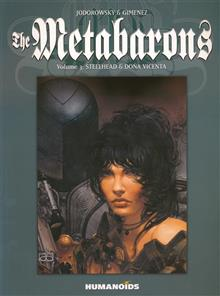 METABARONS GN VOL 03 (OF 4) STEELHEAD & DONA VICENTA (MR)