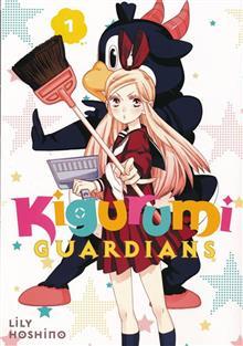 KIGURUMI GUARDIANS GN VOL 01 (MR)