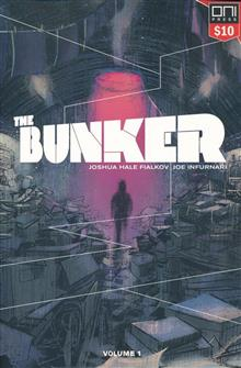 BUNKER TP VOL 01 (SQ1)