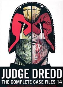 US JUDGE DREDD COMP CASE FILES TP VOL 14