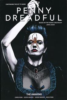 PENNY DREADFUL TP VOL 01 THE AWAKING