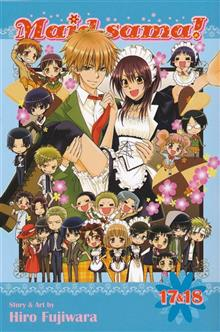 MAID SAMA 2IN1 TP VOL 09