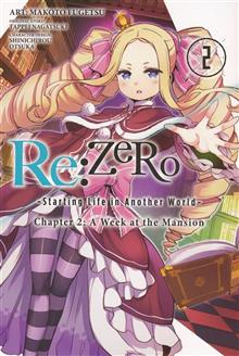 RE ZERO SLIAW CHAPTER 2 WEEK MANSION GN VOL 02 WEEK MANSION