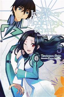 IRREGULAR AT MAGIC HIGH SCHOOL LIGHT NOVEL VOL 05
