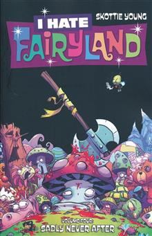 I HATE FAIRYLAND TP VOL 04 (MR)