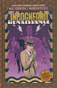 INCOGNEGRO RENAISSANCE HC (MR)