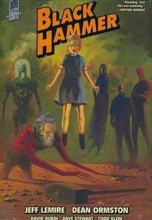 BLACK HAMMER LIBRARY ED HC VOL 01 (C: 0-1-2)