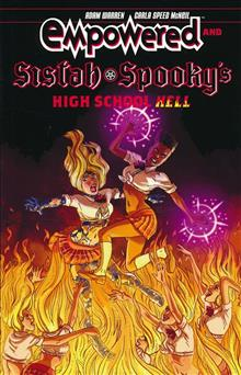 EMPOWERED & SISTAH SPOOKYS HIGH SCHOOL HELL TP (C: 0-1-2)