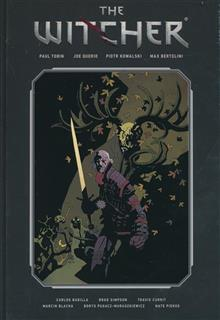 WITCHER LIBRARY EDITION HC (C: 0-1-2)