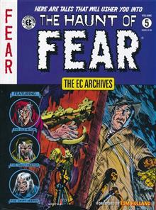 EC ARCHIVES HAUNT OF FEAR HC VOL 05 (C: 0-1-2)