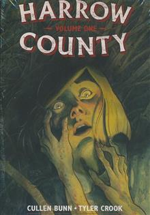 HARROW COUNTY LIBRARY EDITION HC VOL 01
