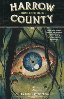 HARROW COUNTY TP VOL 08 DONE COME BACK (C: 0-1-2)