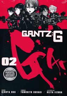 GANTZ G TP VOL 02 (C: 1-1-2)