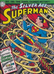 SUPERMAN SILVER AGE SUNDAYS HC VOL 01 (C: 0-1-2)