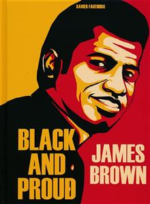 JAMES BROWN BLACK AND PROUD HC (C: 0-1-2)