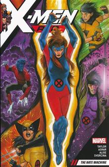X-MEN RED TP VOL 01 HATE MACHINE