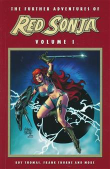 FURTHER ADVENTURES RED SONJA TP VOL 01