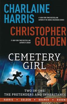 CEMETERY GIRL OMNIBUS GN VOL 01