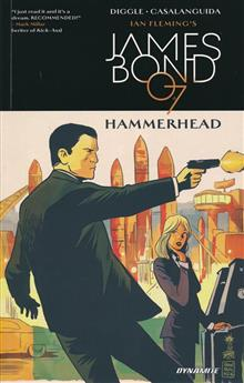 JAMES BOND HAMMERHEAD TP