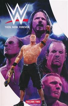 WWE THEN NOW FOREVER TP VOL 02 (C: 0-1-2)