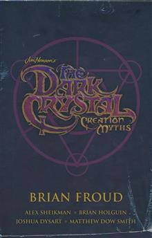 JIM HENSON DARK CRYSTAL SC BOX SET CREATION MYTHS