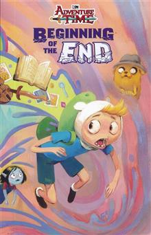 ADVENTURE TIME BEGINNING OF END TP (C: 1-1-2)