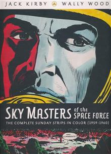 SKYMASTERS SPACE FORCE COMP SUNDAYS 1959-1960 HC (RES) (C: 0